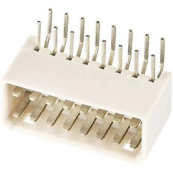 JST Pin låda - PCB JED totala antalet stift 16 kontakt avstånd: 1,25 mm 16PS-JED 1 dator