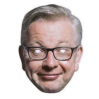 Michael Gove Politician 2D Card Party Fancy Dress Mask