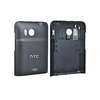OEM HTC ThunderBold Wireless Charging Batterie Türabdeckung BRC-540 (Schwarz) (Bulk Packaging)