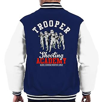 Original Stormtrooper Shooting Academy Men's Varsity Jacket
