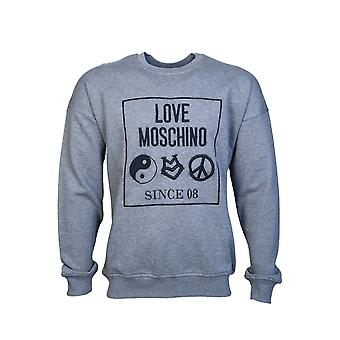 Moschino Sweatshirt Jumper M6506 06 M3857