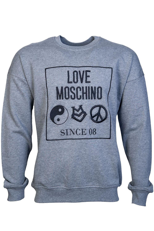Moschino Round Neck Sweatshirt M6506 06 M3857