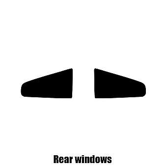 Pre cut window tint - Lamborghini Gallardo - 2003 to 2013 - Rear windows