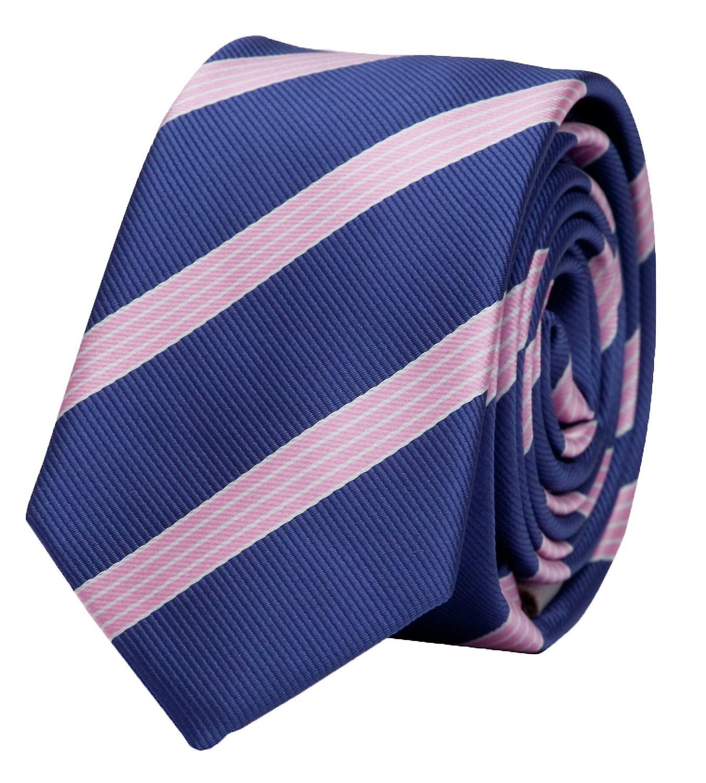 Lilla skjorte med lillarosa slips | Pascal | Skjorter