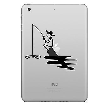 Chic stylowy kapelusz książę naklejka naklejki iPad itp wędkarstwo