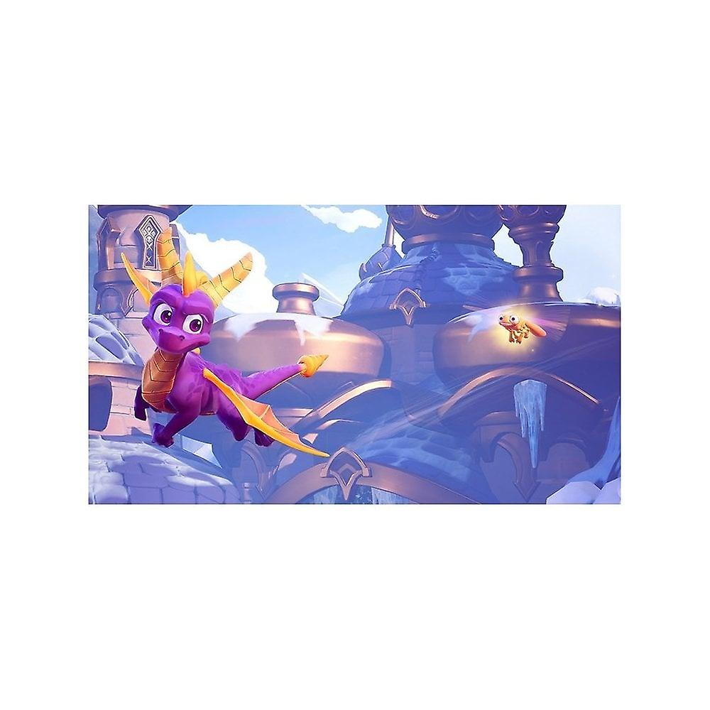 Spyro the Dragon Spyro Trilogy Reignited PS4