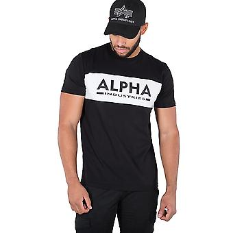 Alpha Industries Herren T-Shirt Inlay