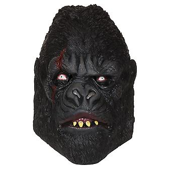 Masque de gorille de Zombie