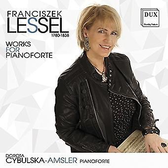 Lessel / Cybulska-Amsler, Dorota - Works for Pianoforte [CD] USA import