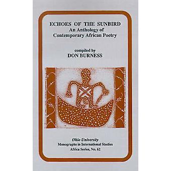 Echos von Sunbird - eine Anthologie der zeitgenössischen afrikanischen Poesie durch