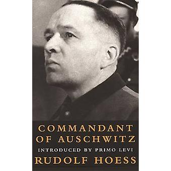 Commandant of Auschwitz by Rudolf Hoess - 9781842120248 Book
