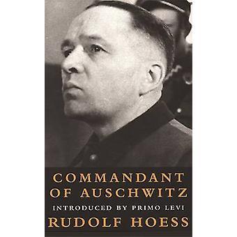 Commandant van Auschwitz door Rudolf Höss - 9781842120248 boek