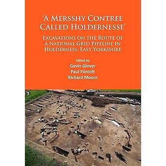 En Mersshy Contree kallas Holdernesse - utgrävningar på sträckan för en N