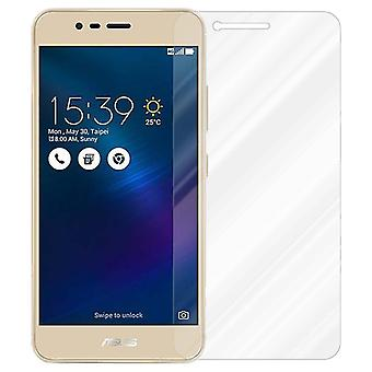 Cadorabo Tank Foil for Asus ZenFone 3 MAX (5.2 inch) - Protective Film in KRISTALL KLAR - Tempered Display Protective Glass in 9H Hardness with 3D Touch Compatibility