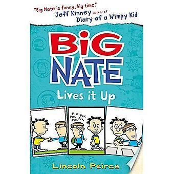Grande Nate vive It Up (grande Nate, libro 7)