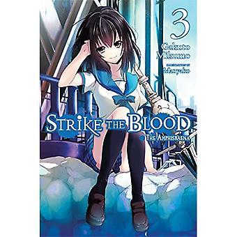 Strike le sang, Vol. 3 (roman): L'amphisbène