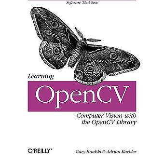 Oppimisen OpenCV: Populaarimusiikki OpenCV-Kirjasto