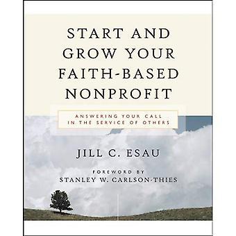 Beginnen zu wachsen und Ihr Glaube-gegründete Non-Profit-