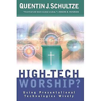 Hightech-Anbetung?: mit Präsentations-Technologien mit Bedacht