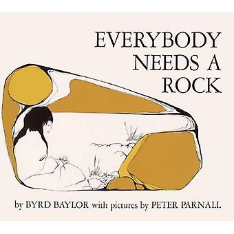 Każdy potrzebuje skała