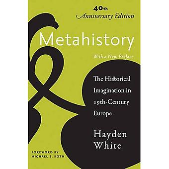 Metahistory: Historiske fantasien i 1800-tallets Europa