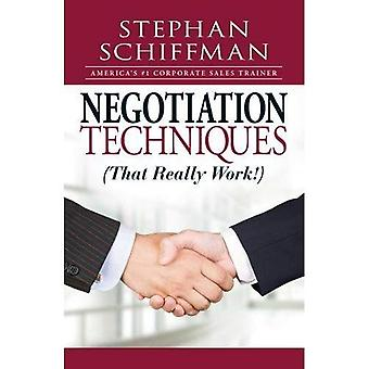 Negotiation Techniques (That Really Work!)