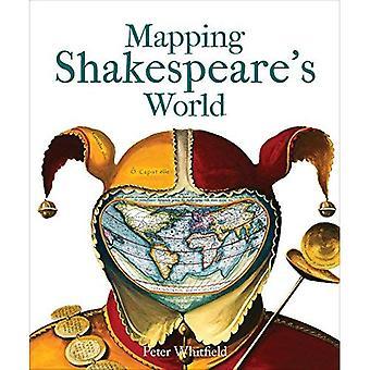 Cartographie mondiale de Shakespeare