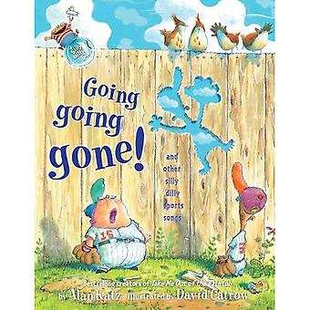 Going, Going, Gone!: et autre Silly Dilly chansons de sport