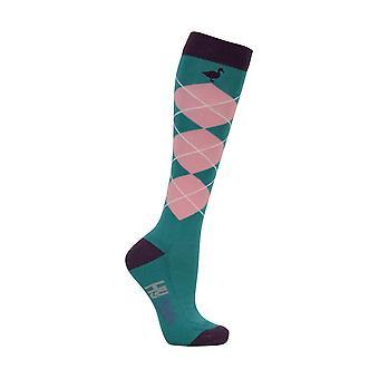 HyFASHION Adults Farm Yard Socks (Pack of 3 Pairs)