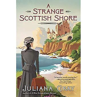 Dziwny Shore Szkocji