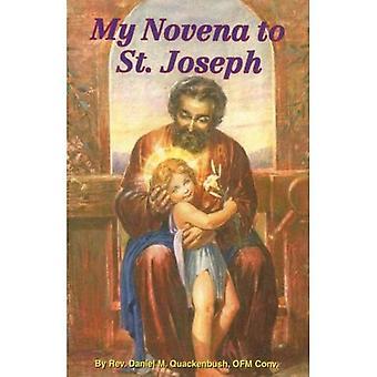 Ma neuvaine à Saint Joseph