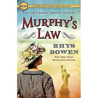 Murphy's Law: A Molly Murphy Mystery (Molly Murphy Mysteries)