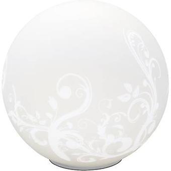 Desk lamp Energy-saving bulb E-27 60 W EEC: depending on light source (A++ - E) Brilliant Bona 10548/05 White