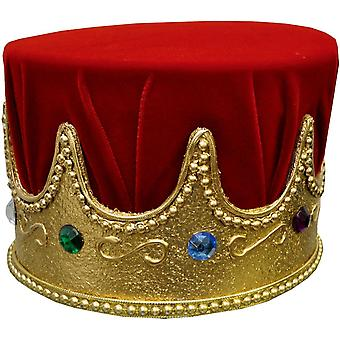 Crown Jewel With Red Turban For All