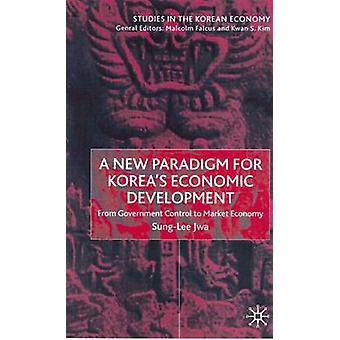 A New Paradigm for Koreas Economic Development From Government Control to Market Economy by Jwa & SungHee