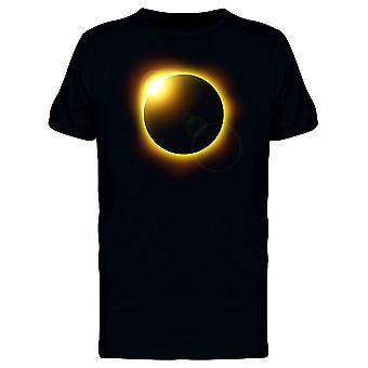 Sun Eclipse And Flare Tee Men's -Image by Shutterstock