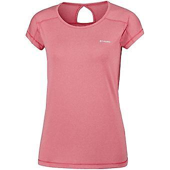 Columbia Peak TO Point AK1970692 universell sommer kvinner t-skjorte