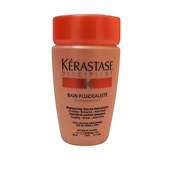Kerastase Disziplin Bain Fluidealiste Smooth-in-Motion Shampoo 2.71 oz