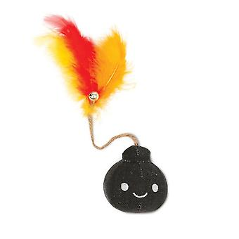 Catit Play Pirates Catnip Toy Bomb