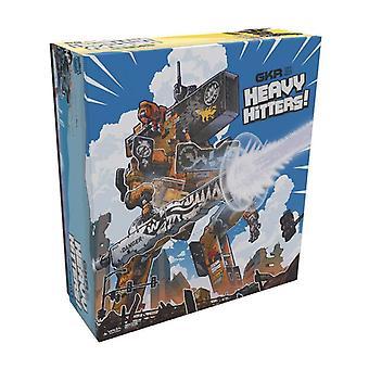Giant Killer Robots Heavy Hitters Core Box