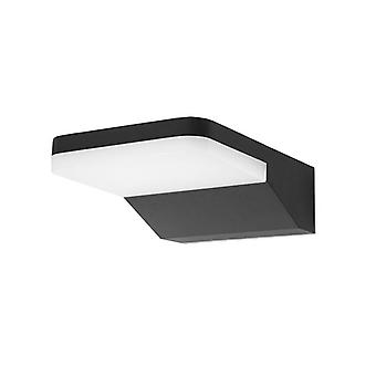 Wand armatuur Serenate 49 X leidde 7.6 W Black