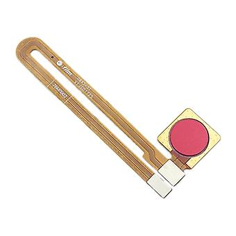 For ONEPlus 5T Home Button Finger Sensor Red Flex Cable Spare Part Cable Repair