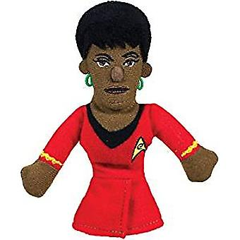 Finger Puppet - UPG - Star Trek Uhura Magnetic Personality New 4554