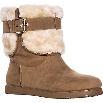G by Guess Womens Amburr Closed Toe Ankle Cold Weather Boots