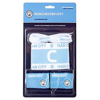 Manchester City Accessories Set