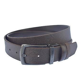 U.S. Polo Men's Belt in Ecopelle BEL006S701