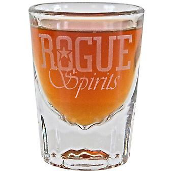 Rogue Ale shottilasin