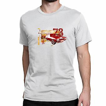 Ford Capri T-shirt. OFFICIALLY LICENSED FORD PRODUCT.