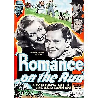 Romantiek op de vlucht [DVD] USA importeren