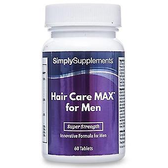 Hiusten hoito max miesten